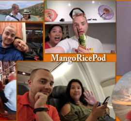 MangoRice podcast banner